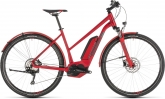 Cube Cross Hybrid Pro 500 Allroad Trapèze red´n´grey - 2019
