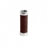 Brooks Slender Leather Grips - Antic Brown - 100+130mm