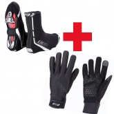 Pack Hiver BBB Gants + Couvre-Chaussures
